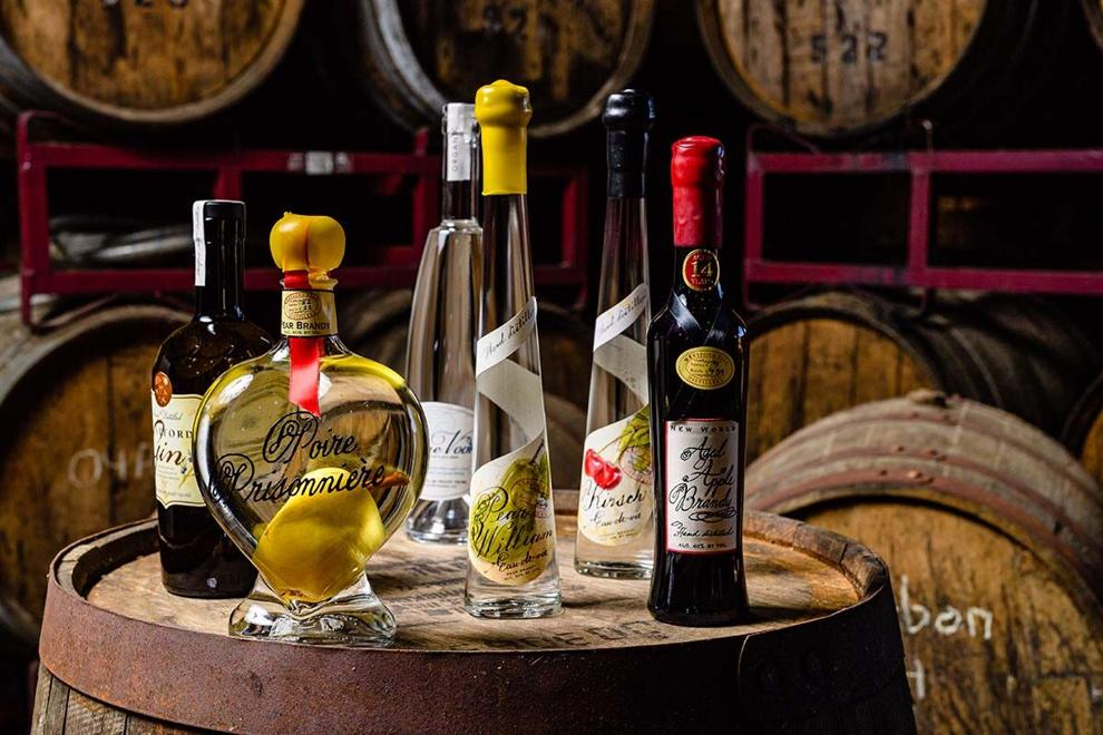 Bottles - Photo by Winter Caplanson