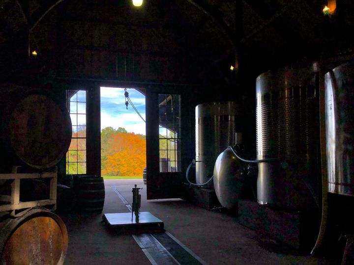 Entrance to the Distillery - Photo by Summer Webster